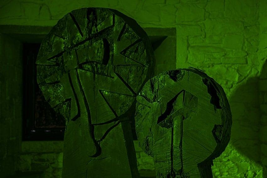 Béranger Laymond, Les stèles, Crédits photos : © Claire Soubrier 2015