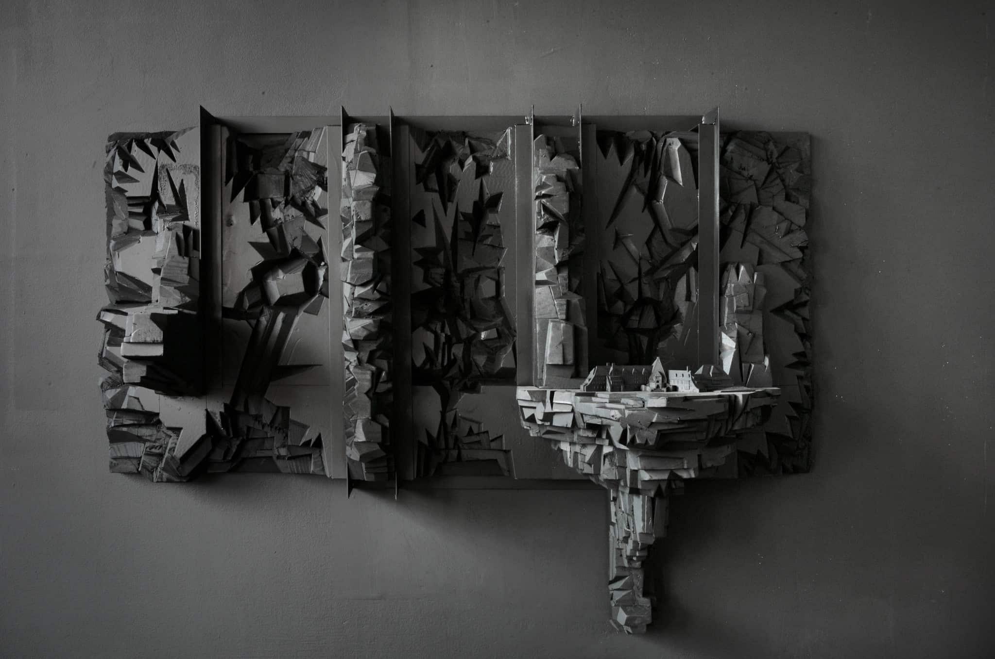 Béranger Laymond, Villégiature © Hervé Lot 2015