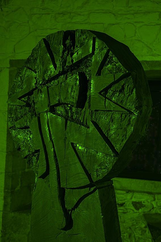 Béranger Laymond, Les stèles - Shining, Crédits photos : © Claire Soubrier 2015